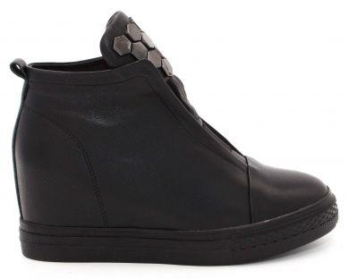 Ботинки сникерсы 027-11 - фото