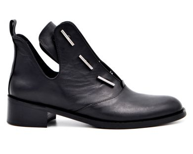 Ботинки на низком ходу 3034 - фото