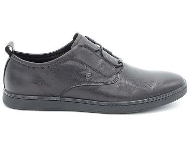 Туфли повседневные (комфорт) 7105-6 - фото 0