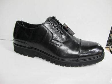 Туфлі броги 1707-1 - фото