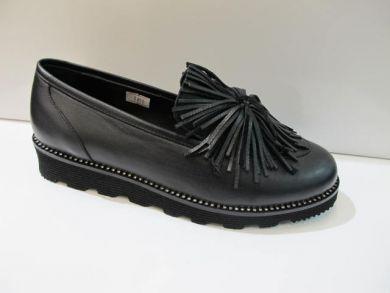 Туфлі на товстій підошві 1185 - фото