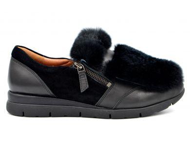 Туфли на низком ходу (комфорт) 131-12 - фото