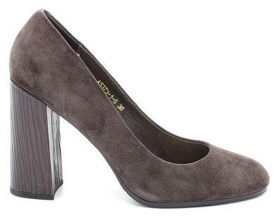 Туфли на каблуке 5373-1 - фото