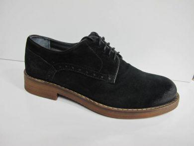 Туфлі броги 9524 - фото