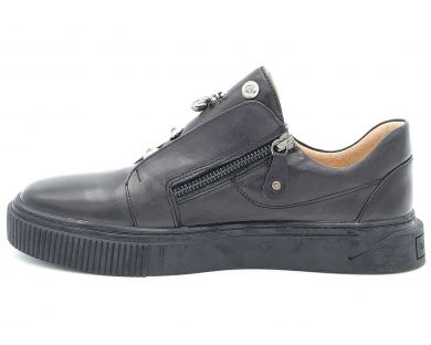 Туфли на толстой подошве 5555 - фото 1