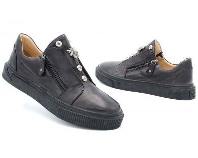 Туфли на толстой подошве 5555 - фото 3