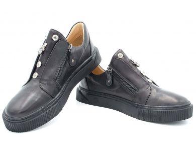 Туфли на толстой подошве 5555 - фото 4