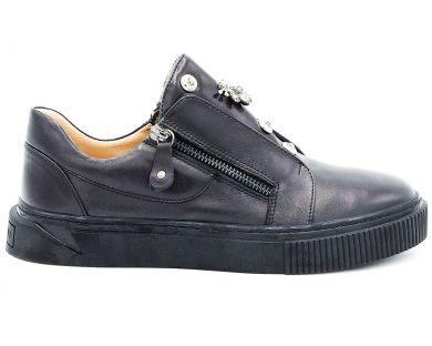 Туфли на толстой подошве 5555 - фото 5