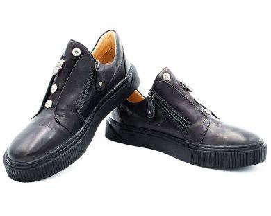 Туфли на толстой подошве 5555 - фото 8