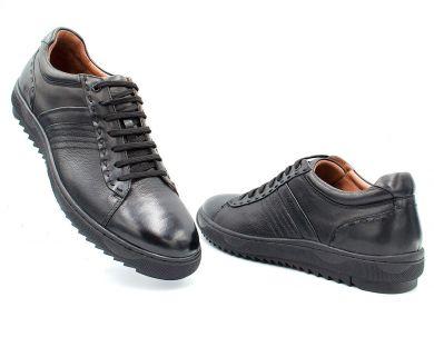 Туфли повседневные (комфорт) 1102-01 - фото
