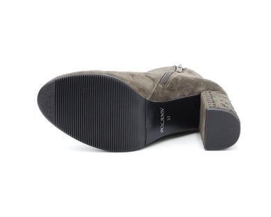 Ботинки на среднем каблуке 10195223 - фото