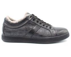 Туфли зимние на меху 1262-05 - фото