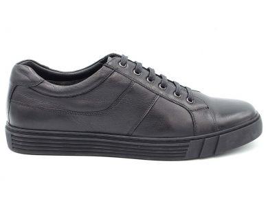 Туфлі з хутром 7651-23 - фото