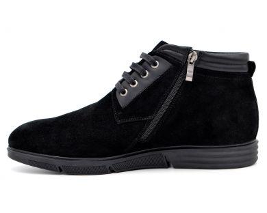 Повсякденні черевики на хутрі 7103-3 - фото