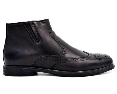 Ботинки оксфорды 2919-18 - фото