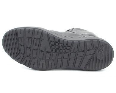Ботинки спорт на меху 4592 - фото