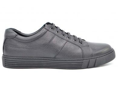 Туфлі з хутром 651-520 - фото