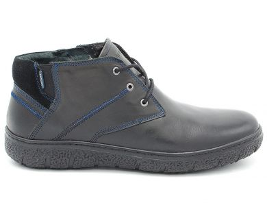 Ботинки комфорт на меху 4560 - фото