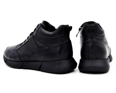 Кроссовки на меху 7108-3 - фото