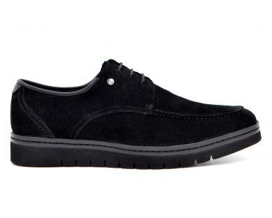 Туфли на меху 2007-1 - фото