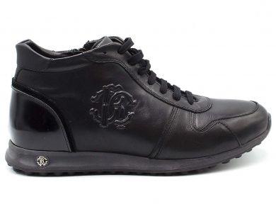 Зимові кросівки з хутром 1725-103 - фото