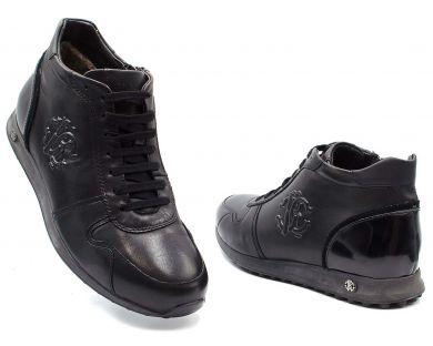 Зимние кроссовки на меху 1725-103 - фото 3