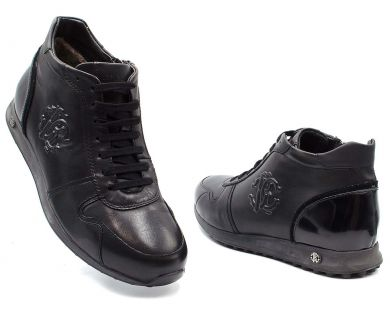 Зимние кроссовки на меху 1725-103 - фото 8