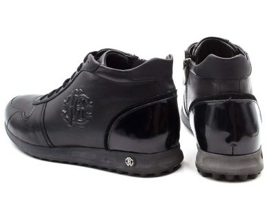 Зимние кроссовки на меху 1725-103 - фото 9