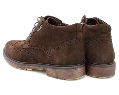 Ботинки оксфорды 836-15 - фото 4