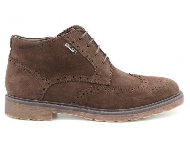 Ботинки оксфорды 836-15 - фото