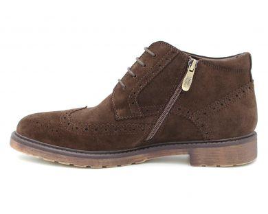 Ботинки оксфорды 836-15 - фото 6