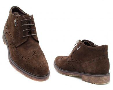 Ботинки оксфорды 836-15 - фото 8