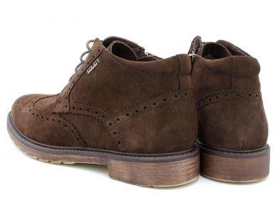 Ботинки оксфорды 836-15 - фото 9