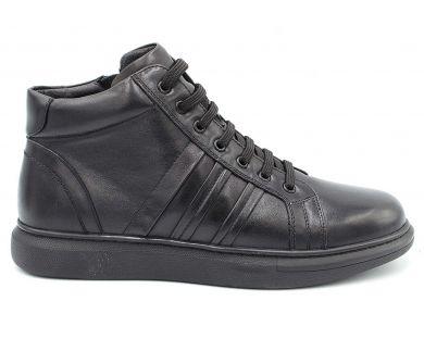 Повсякденні черевики на хутрі 1711-52 - фото