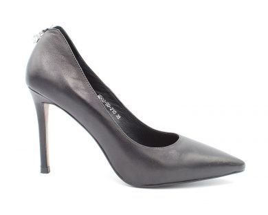 Туфли на каблуке 02-9 - фото 0