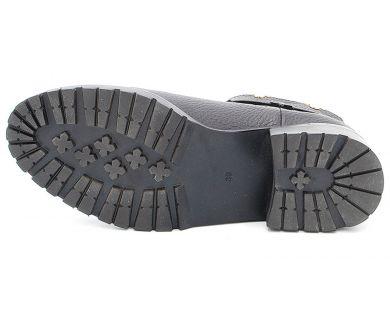 Ботинки с пряжками 668-1 - фото 2
