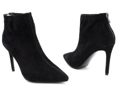 Ботинки на каблуке 1508-06 - фото 18