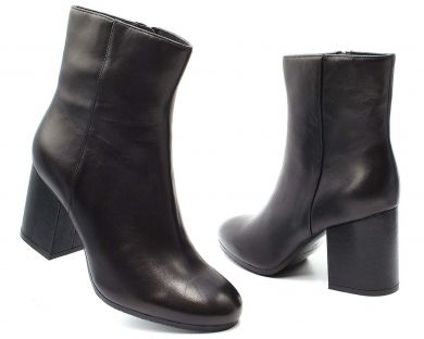 Ботинки на среднем каблуке 2151-5 - фото 8