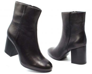 Ботинки на среднем каблуке 2151-5 - фото 13