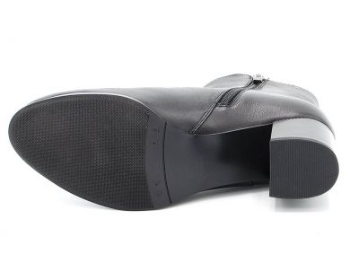 Ботинки на среднем каблуке 11742 - фото 17