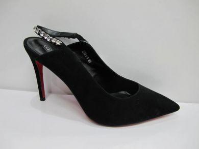 Туфлі з відкритою п'ятою 901 - фото