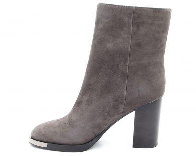 Ботинки на каблуке 1834-10 - фото 1