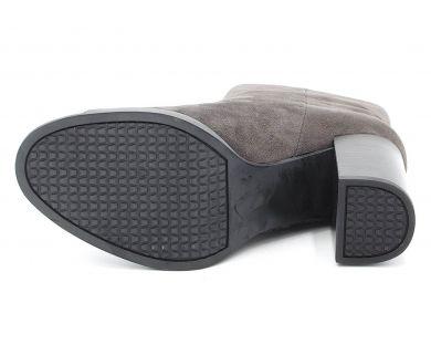 Ботинки на каблуке 1834-10 - фото 2