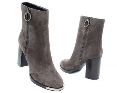 Ботинки на каблуке 1834-10 - фото 13