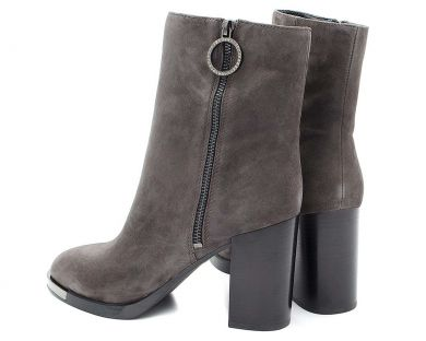 Ботинки на каблуке 1834-10 - фото 19