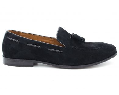 Туфли лоферы 228-7-10 - фото