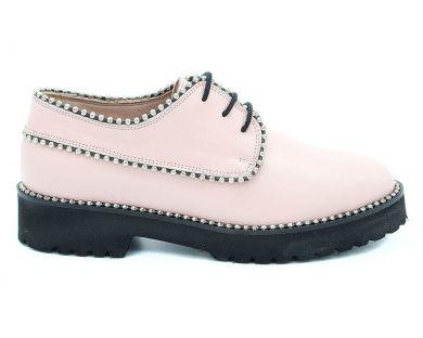 Туфли на низком ходу (комфорт) 022 - фото 0