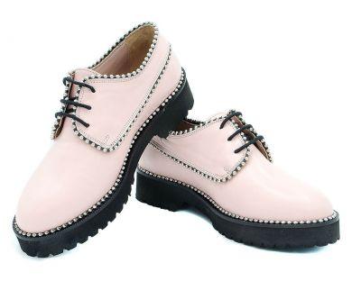 Туфли на низком ходу (комфорт) 022 - фото 4