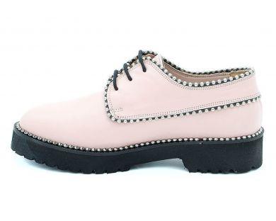 Туфли на низком ходу (комфорт) 022 - фото 6