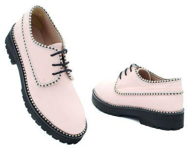Туфли на низком ходу (комфорт) 022 - фото 18